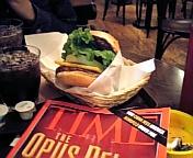 ハンバーガー百番勝負第壱番